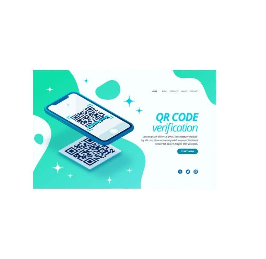 Contest Entry #                                        19                                      for                                         Develop a QR webapp for delivery