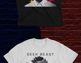 marinauri tarafından T-shirt Design for Geek/Tech content creator için no 22
