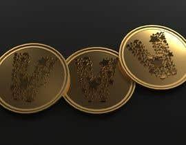 Nro 17 kilpailuun Make a coin käyttäjältä SHAFI1101