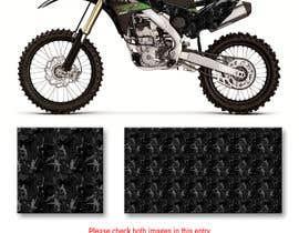 Nro 17 kilpailuun Create Graphic for Dirtbike käyttäjältä SherryD45