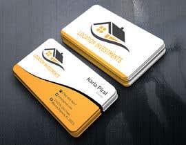 #130 for Create business presentation cards af Creativeacademy9