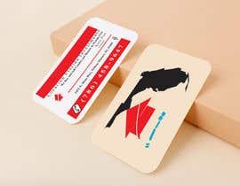 #123 for Create business presentation cards af robinhossain0193