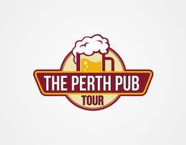 #11 untuk Design a Logo for The Perth Pub Tour oleh ganjar23
