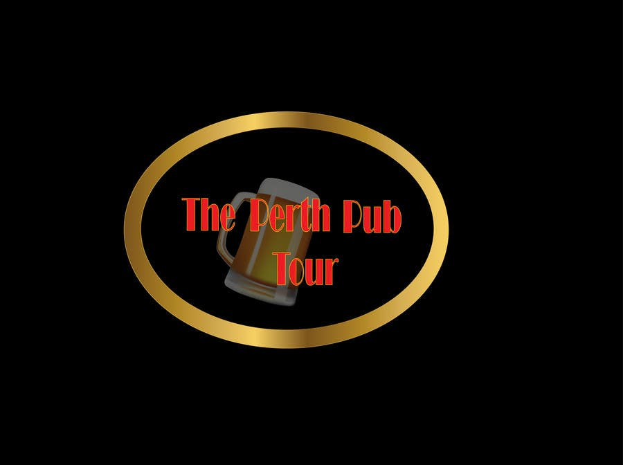 Penyertaan Peraduan #29 untuk Design a Logo for The Perth Pub Tour