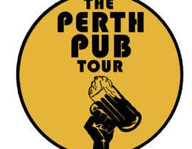 #20 untuk Design a Logo for The Perth Pub Tour oleh aatmbodhaatmbodh