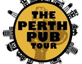 #22 untuk Design a Logo for The Perth Pub Tour oleh aatmbodhaatmbodh