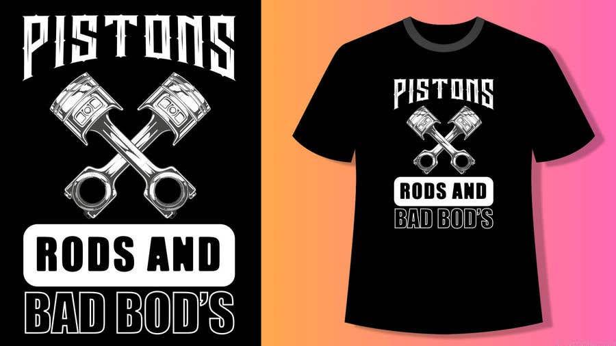 Penyertaan Peraduan #                                        57                                      untuk                                         T Shirt print designs - multiple required
