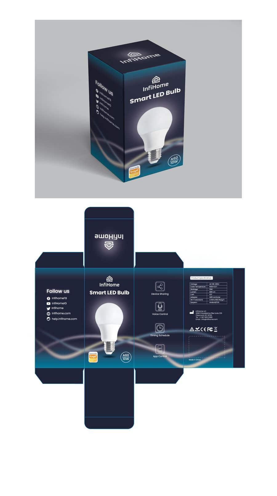 Penyertaan Peraduan #                                        28                                      untuk                                         Design a product package/box