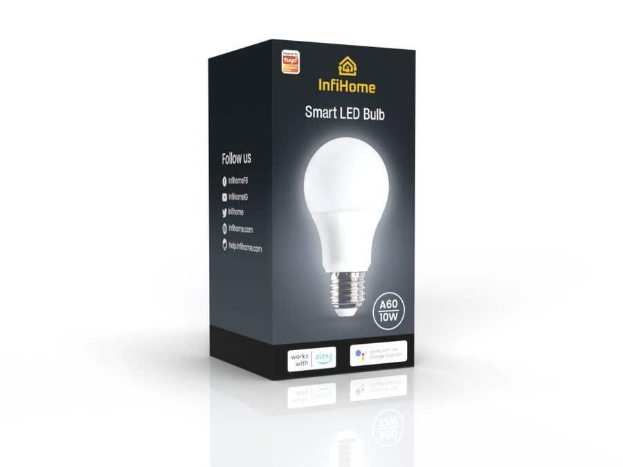 Penyertaan Peraduan #                                        51                                      untuk                                         Design a product package/box