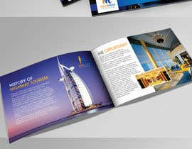 #40 for Design a Brochure for Index Media UAE af shiwaraj