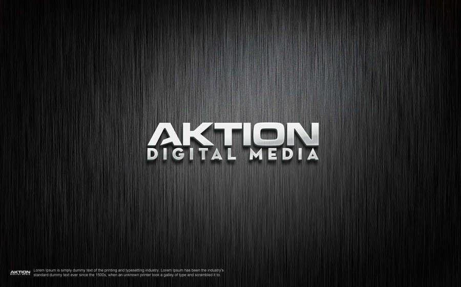 Contest Entry #                                        649                                      for                                         Design a Logo for Aktion Digital Media