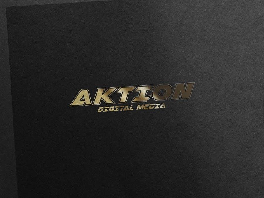 Contest Entry #                                        813                                      for                                         Design a Logo for Aktion Digital Media