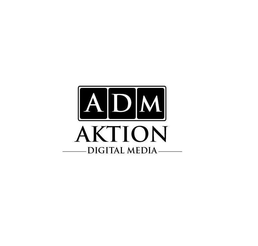 Contest Entry #                                        778                                      for                                         Design a Logo for Aktion Digital Media