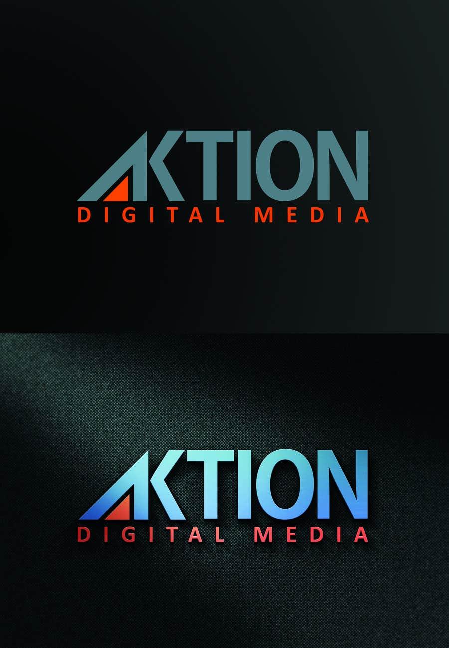 Contest Entry #                                        547                                      for                                         Design a Logo for Aktion Digital Media