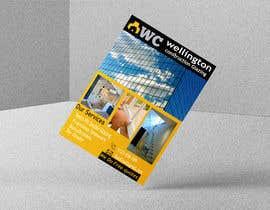 dreamdesigner9 tarafından design a flyer for wellington construction glazing için no 93