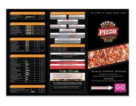 jahidmal01 tarafından Menu for Pizza Restaurant için no 42