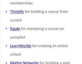#10 for Advice Needed: Online Course Admin Site by chaurasiyaanura1