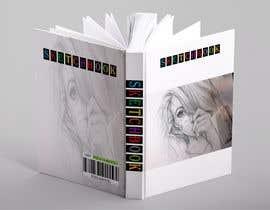 Nro 19 kilpailuun Design a Sketch Book Cover (Front, Back and Spine) käyttäjältä Retroni