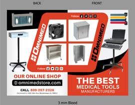 Nro 113 kilpailuun Design a Brochure Cover (Front and Back) käyttäjältä mylogodesign1990