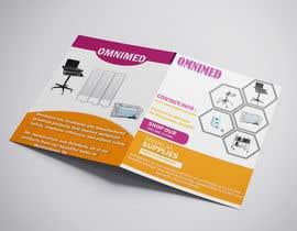 Nro 117 kilpailuun Design a Brochure Cover (Front and Back) käyttäjältä Kashaf888
