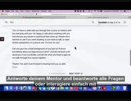 #10 untuk Add German text to English video oleh Djmon007