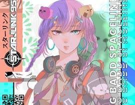 #24 untuk Need Graphic Designer Or Illustrator For Anime Style Album Cover oleh ReyzaNursyawal