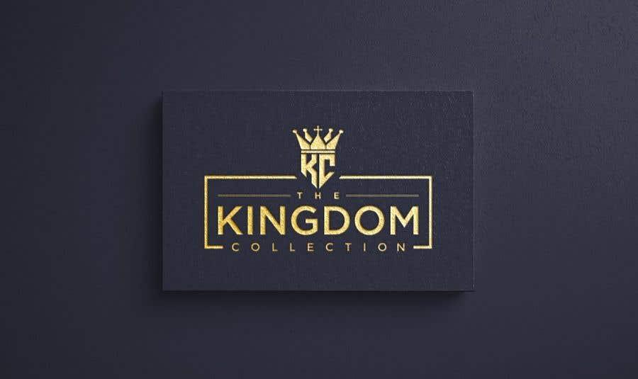 Konkurrenceindlæg #                                        150                                      for                                         Need simple logo with crown for Christian Clothing Brand
