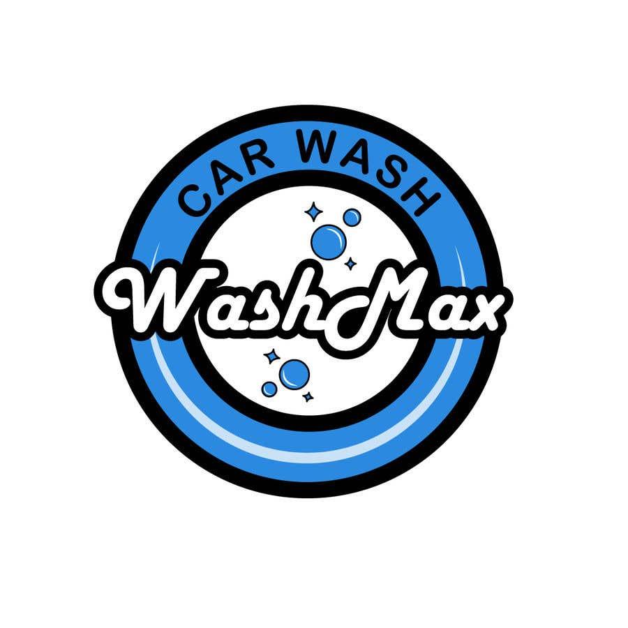 Contest Entry #                                        24                                      for                                         Car wash logo design