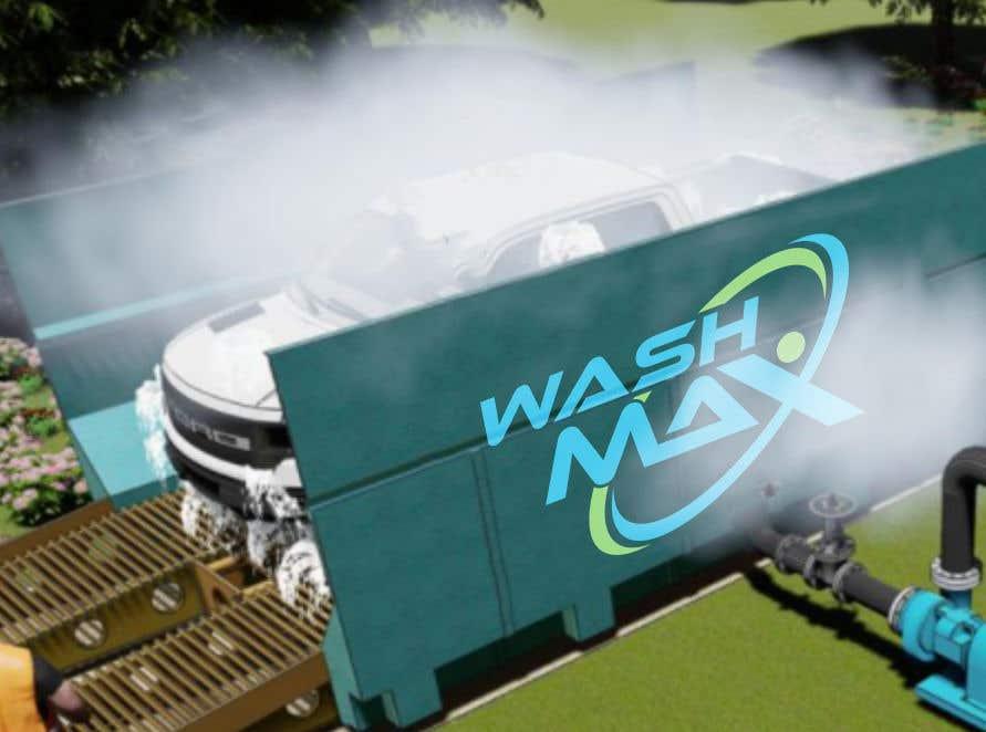 Contest Entry #                                        19                                      for                                         Car wash logo design