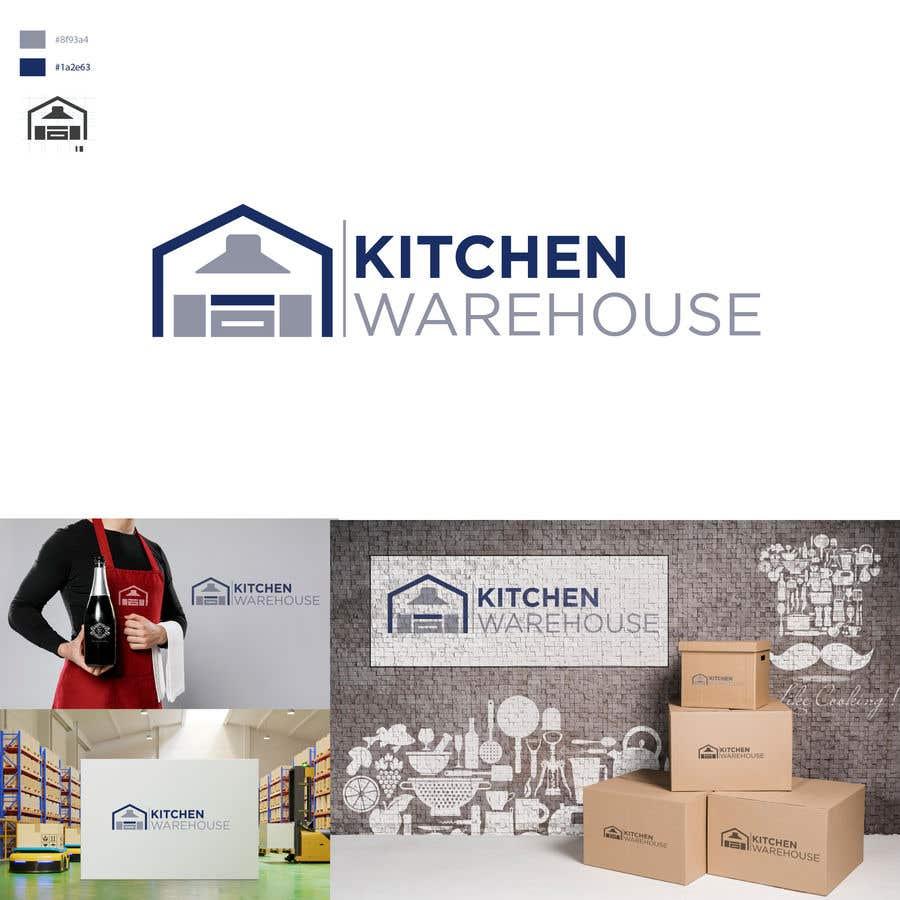 Konkurrenceindlæg #                                        70                                      for                                         Logo Needed for Kitchen and door Website