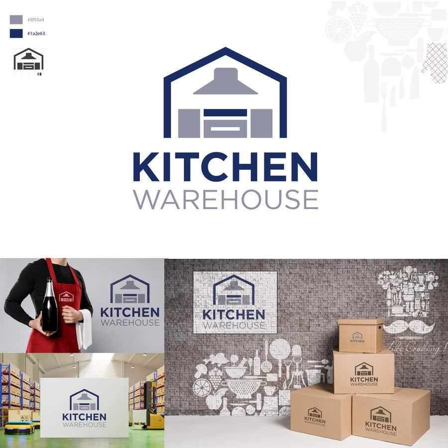 Konkurrenceindlæg #                                        89                                      for                                         Logo Needed for Kitchen and door Website