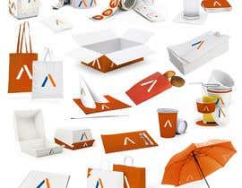 Nro 92 kilpailuun Edit product images with logo käyttäjältä guradesign0