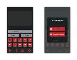 #8 untuk Make a Design for a Math Application oleh adityashirwadkar