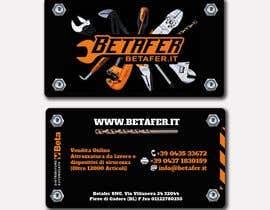 Nro 30 kilpailuun Design biglietti da visita betafer.it käyttäjältä HrundThrud