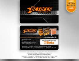 Nro 18 kilpailuun Design biglietti da visita betafer.it käyttäjältä SAKTI2