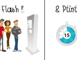 Nro 12 kilpailuun J'ai besoin d'une conception graphique créer une illustration produit käyttäjältä floriangirod