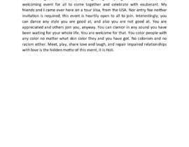 #23 pentru Write my autobiography de către Anand607