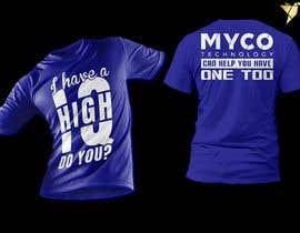 #173 untuk High IQ T-Shirt Design Contest oleh rashedul1012
