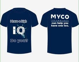 #154 untuk High IQ T-Shirt Design Contest oleh Rithik199