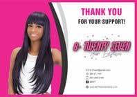 Proposition n° 30 du concours Graphic Design pour Thank  you card
