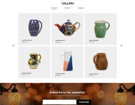 #50 for Design Website for Crypto Coin by ishtiaquesoomro1