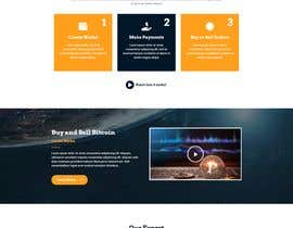 #49 for Design Website for Crypto Coin by freelancerimra59