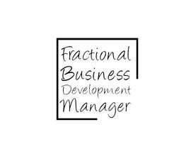 RayaLink tarafından LOGO - Fractional Business Development Manager için no 197
