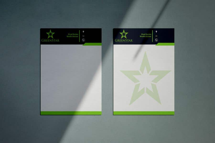 "Penyertaan Peraduan #                                        113                                      untuk                                         Design a Letterhead, Agenda, Microsoft Word ""Style Set"""