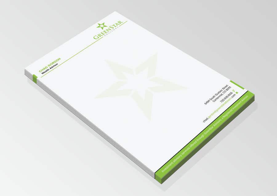 "Penyertaan Peraduan #                                        160                                      untuk                                         Design a Letterhead, Agenda, Microsoft Word ""Style Set"""
