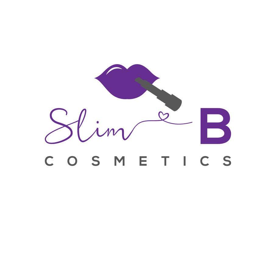 Bài tham dự cuộc thi #                                        27                                      cho                                         Logo for cosmetics brand Slim B Cosmetics