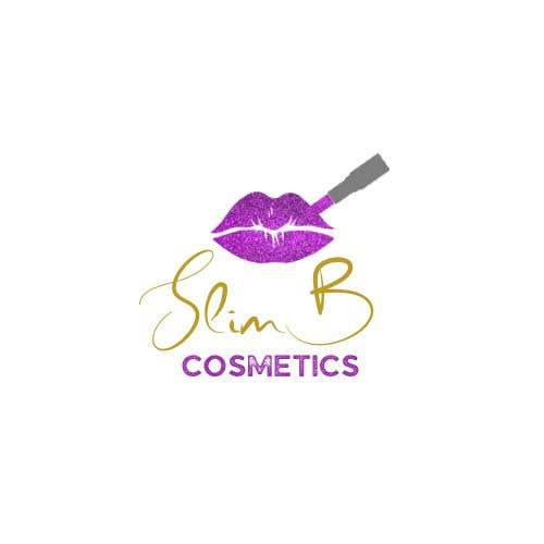 Bài tham dự cuộc thi #                                        39                                      cho                                         Logo for cosmetics brand Slim B Cosmetics