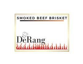rajarohaya tarafından Design a Logo (Chef DeRang) için no 21