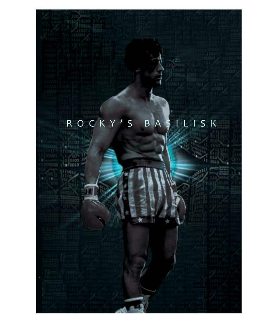 Contest Entry #                                        20                                      for                                         Rocky's Basilisk movie poster