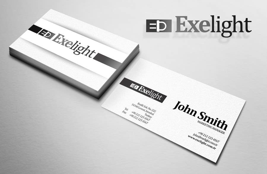 Contest Entry #                                        41                                      for                                         Develop a Corporate Identity for our light production company.